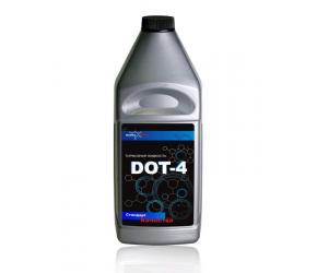 BELHIMGROUP Жидкость тормозная 0.455кг - (бутылка ПЭТ) DOT-4 -0.455кг