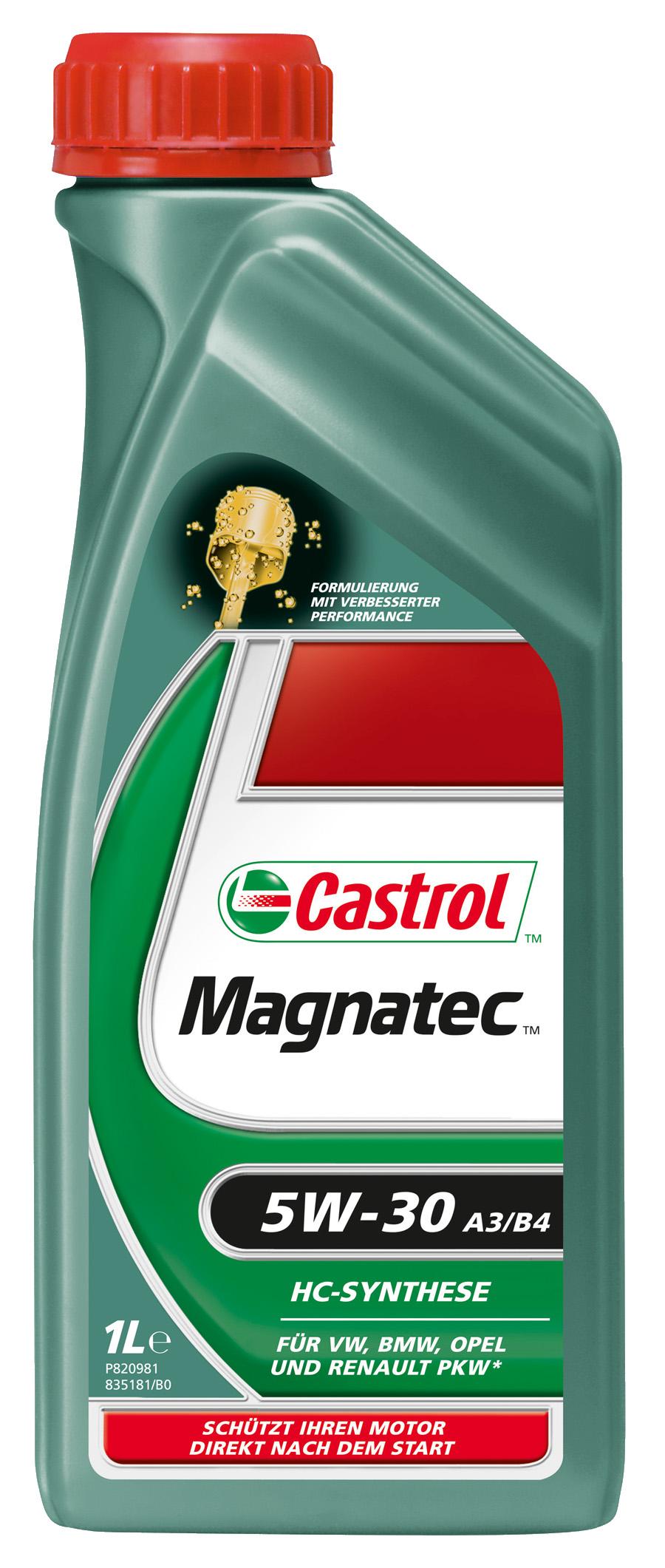 CASTROL Magnatec 5W-30 A3/B4 1L