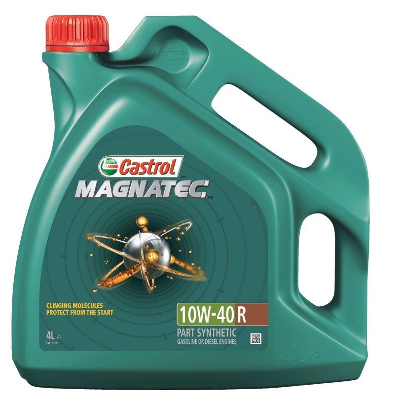 Castrol Magnatec 10W-40 R 4L