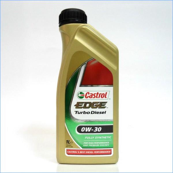 CASTROL EDGE Turbo Diesel   0W-30 A3/B4 1l