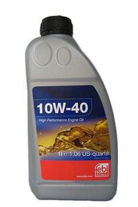 FEBI 10W-40 1L [API SL/CF/ACEA A3/B3/B4-02/MB 229.1/VW 501.01/505.00]