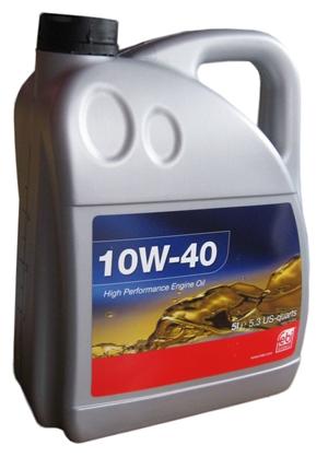 FEBI 10W-40 5L [API SL/CF/ACEA A3/B3/B4-02/MB 229.1/VW 501.01/505.00]