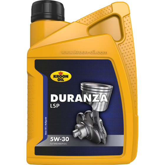 Kroon Oil Duranza LSP 5W-30 1л