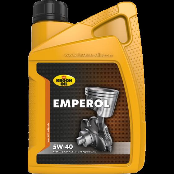 Kroon Oil Emperol 5W-40 5л