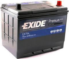 Аккумулятор Premium 75Ah 630A (L +) 272x170x225 mm