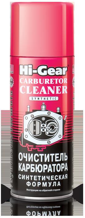 Очиститель карбюратора HI-GEAR (аэрозоль) 350г