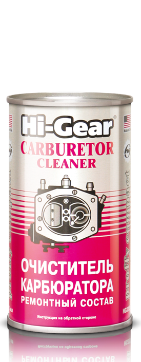 Очиститель карбюратора (на 40 л) (295ml)