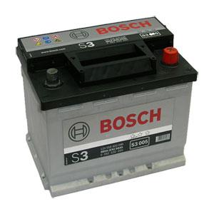 Аккумулятор BOSCH S3 12V 56AH 480A ETN 0(R+) B13