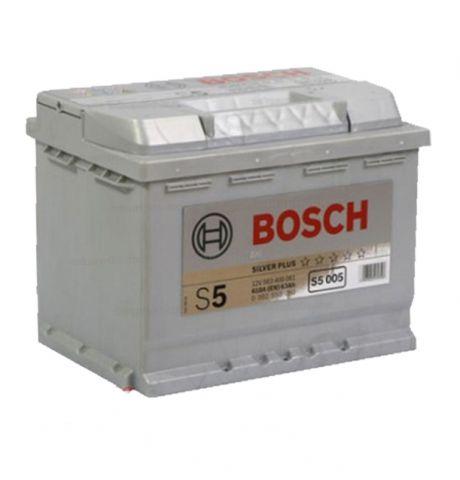 Аккумулятор BOSCH S5 SILVER PLUS 12V 63AH 610A ETN 0(R+) B13