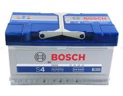 Аккумулятор BOSCH S4 SILVER 12V 80AH 740A ETN 0(R+) B13