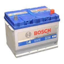 Аккумулятор BOSCH S4 SILVER 12V 70AH 630A ETN 0(R+) B01