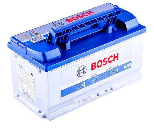 Аккумулятор BOSCH S4 SILVER 12V 95AH 800A ETN 0(R+) B13