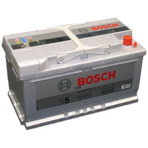 Аккумулятор BOSCH S5 SILVER PLUS 12V 85AH 800A ETN 0(R+)