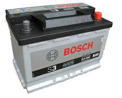 Аккумулятор BOSCH S3 12V 70AH 640A ETN 0(R+) B13