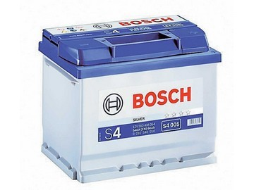 Аккумулятор BOSCH S5 SILVER PLUS 12V 54AH 530A ETN 0(R+) B13