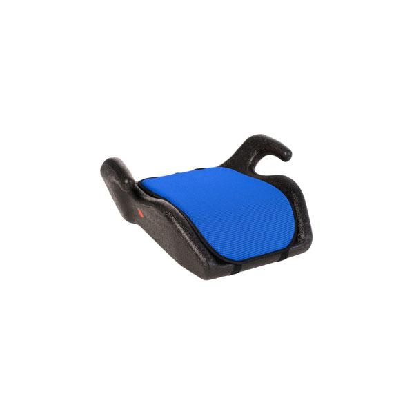 Детское автомобильное кресло без спинки  Мякиш груп.3 (22-36кг, от 6 до 10 лет) (синий)