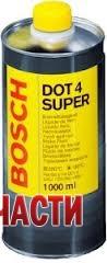 BOSCH жидкость тормозная 1 л SUPER  DOT4