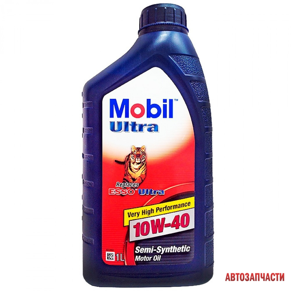 MOBIL ULTRA 10W-40, 1L
