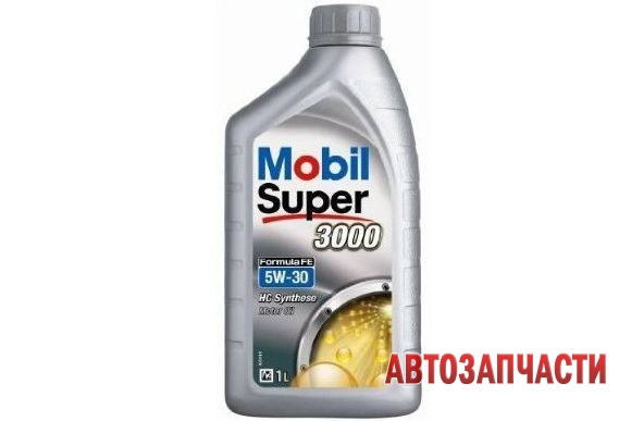 Super™ 3000 X1 Formula FE, 5W-30, 1L