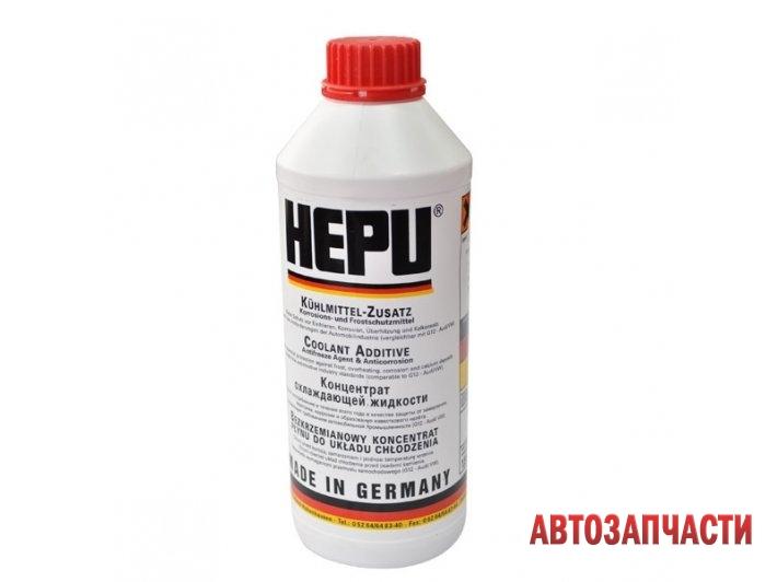 HEPU 1.5л (концентрат) красный G12