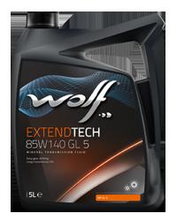 WOLF EXTENDTECH 85W140 GL 5 5 l