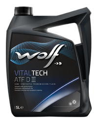 WOLF VITALTECH ATF DIII  1L