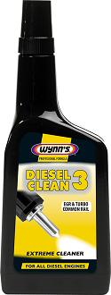 WYNN'S DIESEL CLEAN 3 для дизельных двигателей Мощный очиститель 500мл