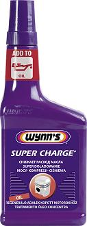 Wynn's Super Charge 325 мл (Анти Дым) Восстановитель компрессии двигателя.