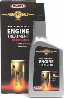 Wynn's  Увеличивает компрессию Уменьшает износ  High Performance Engine Treatment 500 мл