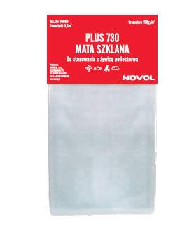 NOVOL PLUS 730 - СТЕКЛОМАТ 0,5 м2 300г/см2.