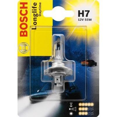 Автолампа BOSCH H7 Longlife Daytime (PX26d, 12V 55W)