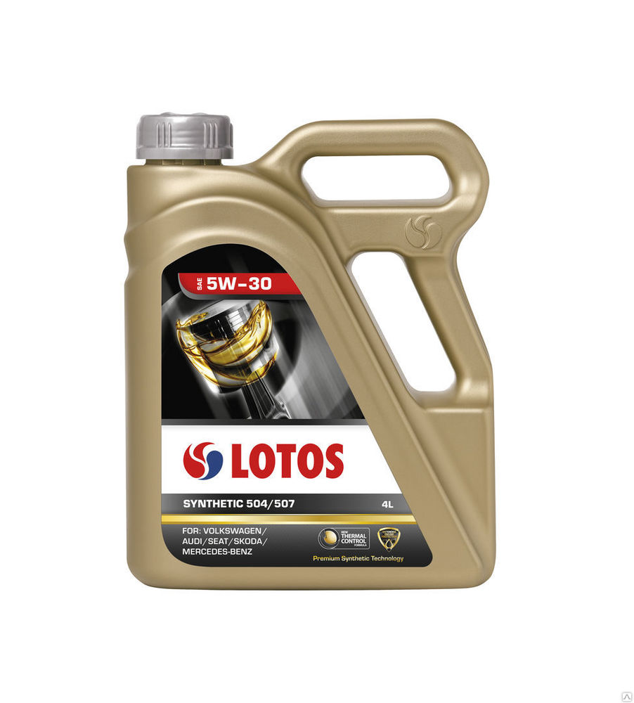 LOTOS SYNTHETIC A5/B5 SAE 5W-30 4+1L