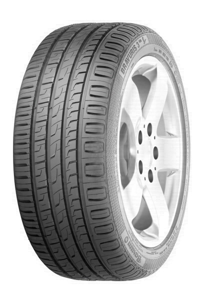 Шина летняя BARUM 255/35R19 BRAVURIS3HM 96Y XL