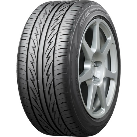 Шина летняя BRIDGESTONE 215/45R17 MY-02 SPORTY STYLE 91V XL
