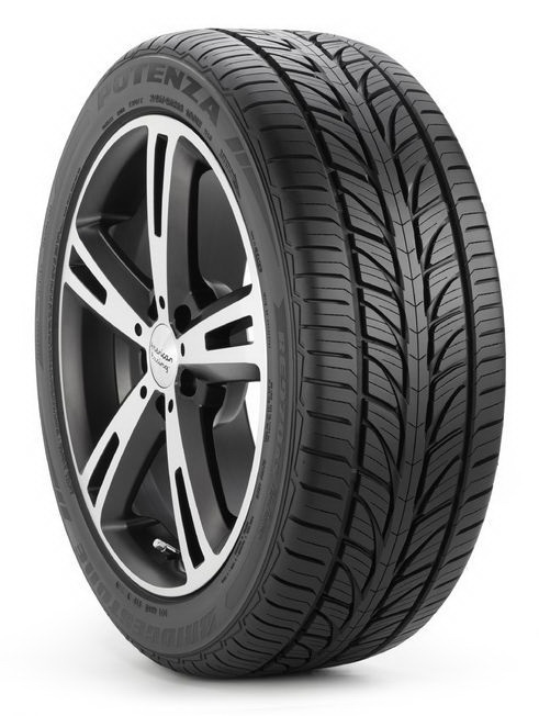 Шина летняя BRIDGESTONE 245/40R20 POTENZA RE97AS 95V