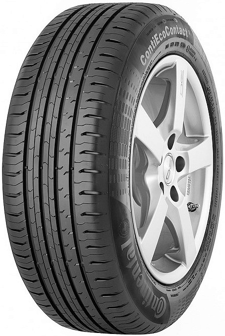 Шина летняя CONTINENTAL 175/70R14 ContiEcoContact5 84T