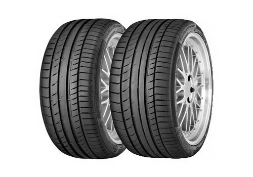 Шина летняя CONTINENTAL 255/55R19 XL ContiSportContact5 111V
