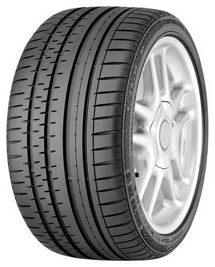 Шина летняя CONTINENTAL 245/40ZR20 ContiSportContact2 Z FR