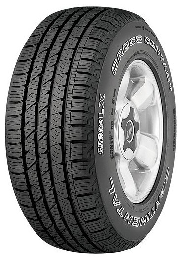 Шина летняя CONTINENTAL 225/60R17 ContiCrossContactLXSport 99H