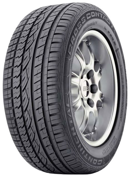 Шина летняя CONTINENTAL 285/50R18 ContiCrossContactUHP 109W FR