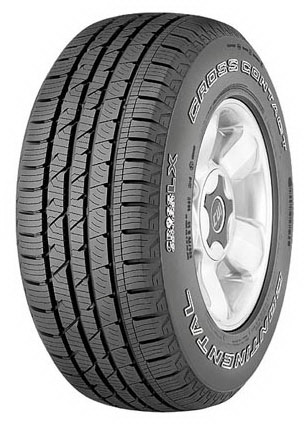 Шина летняя CONTINENTAL 265/60R18 ContiCrossContactLX 110T BSW
