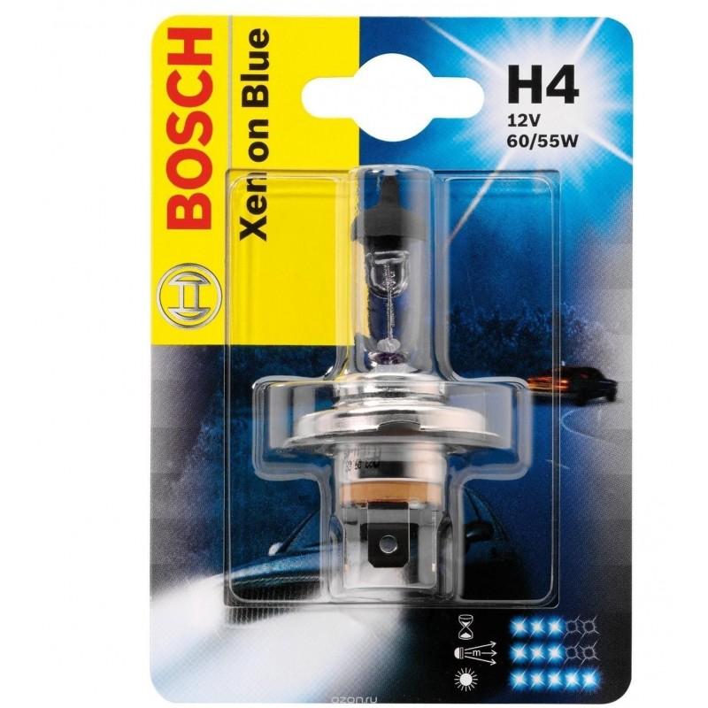 Автолампа BOSCH H4 Xenon Blue (12V SB)
