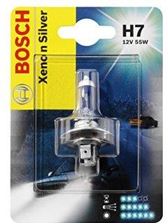 Автолампа BOSCH H7 Xenon Silver (12V 55W)