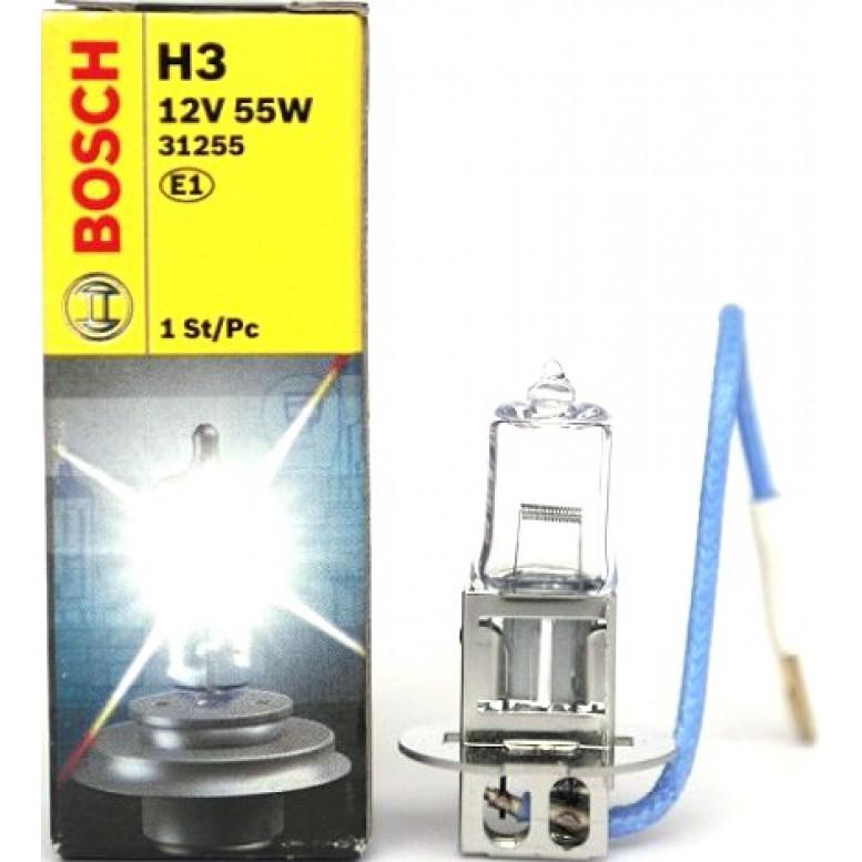 Автолампа BOSCH H3 Daytime Plus 10 (12V 55W)