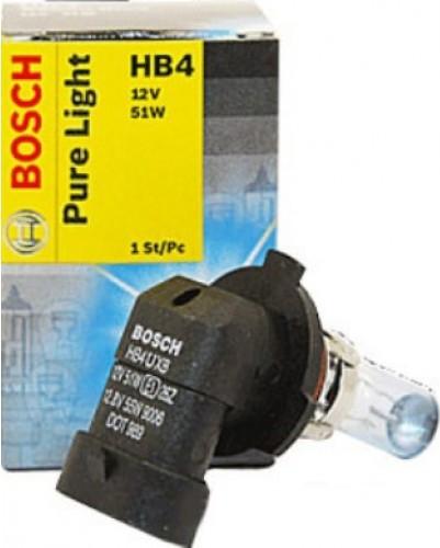 Автолампа BOSCH HB4 Standart (12V 55W)