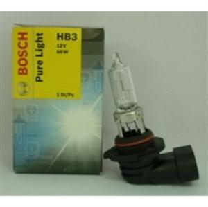 Автолампа BOSCH HB3 Standart (12V 60W)