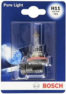 Автолампа BOSCH H11 Pure Light (12V 55W H11 PGJ19-2)