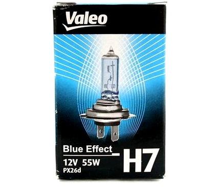 Автолампа Valeo Н7 Blue Effect (12V 55W PX26d)