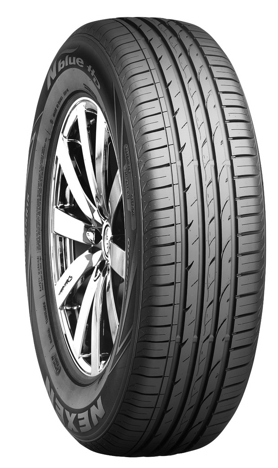 Шина летняя NEXEN 205/50R17 N-BLUE HD PLUS 93V XL