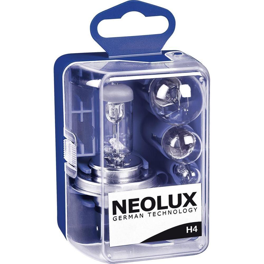 Комплект ламп Neolux H4 ( P21W, P21/5W, R5W, W5W, N472, N382, N380, N207, N501)